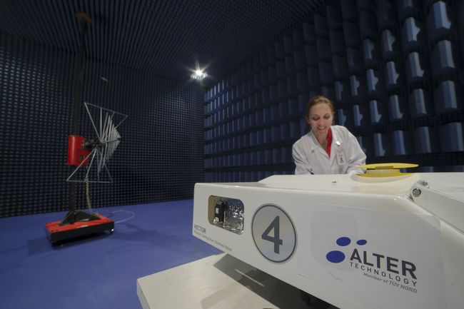 Electronic Systems Testing Alter Technology Tuv Nord